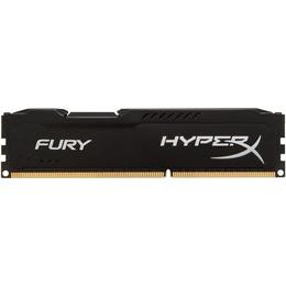 Kingston DDR3 8GB 1866MHz  CL10 DIMM HyperX Fury Black Series