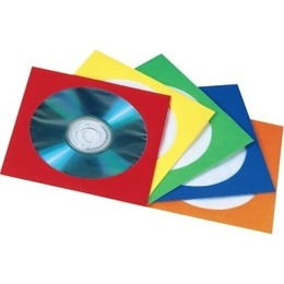 Hama  1x100 Paper Sleeves colour- assorted 78369