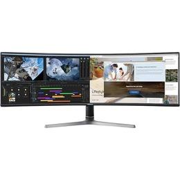 "Samsung 49"" LCD CRG90"