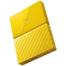 Western Digital  My Passport 4TB Yellow