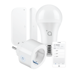 Acme Smart Home Starter Kit Bundle - SH1101/SH2102/SH4107
