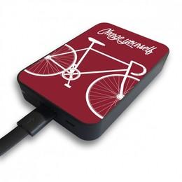 Smartoools Powerbank MC10 Bike-Red, 10000mAh