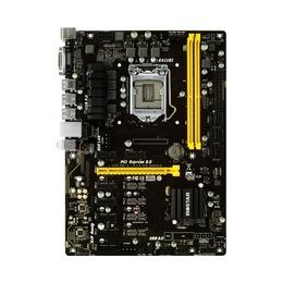 Biostar TB250-BTC+-TN TB250-BTC+, LGA 1151 Intel B250 SATA 6Gb/s USB 3.0