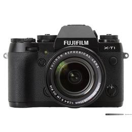 Fujifilm X-T1 Black + XC 18-55mm