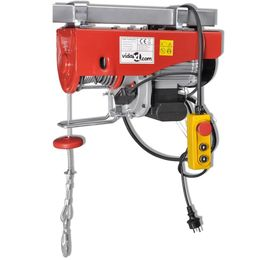 vidaXL Elektriline tõstuk 1300 W 500/999 kg