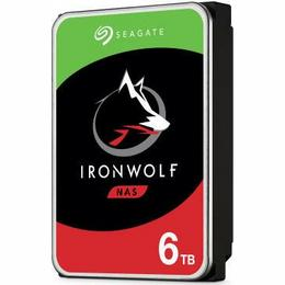 Seagate IronWolf NAS HDD 6TB, SATA 6Gb/s