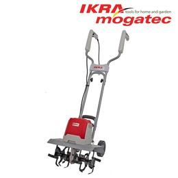 Ikra Kultivaator Mogatec IEM 1200; 1,2 kW elektriline