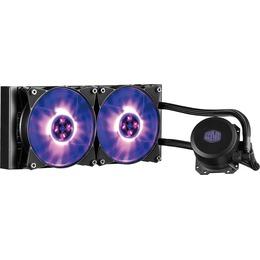 Cooler Master Vesijahutus Master Liquid ML240L RGB