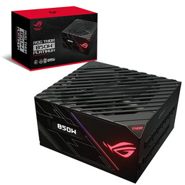 Asus ROG-THOR-850P 850W Power Supply with 80 Plus Platinum Certification