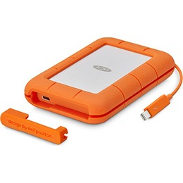 LaCie  Rugged USB-C 4TB Thunderbolt USB 3.0