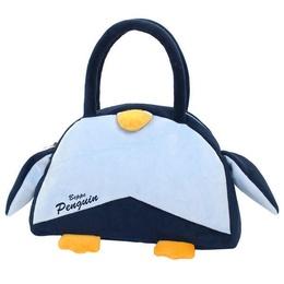 Beppe Penguin Half-Round Bag
