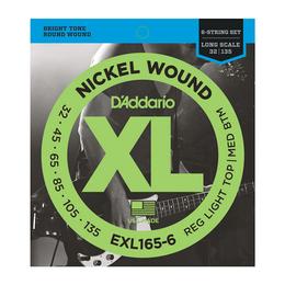 DAddario  EXL165-6