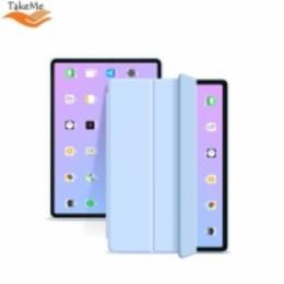 """TakeMe kott Smart Slim Tablet PC book case with stand for Apple iPad Air 4 10.9"""" (2020) Sky Blue"""