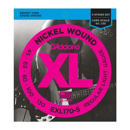 DAddario  EXL170-5TP