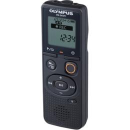 "Olympus  Digital Voice Recorder VN-541PC Segment display 1.39"", WMA, Black"