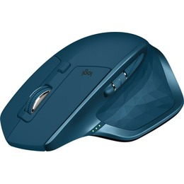 Logitech  MX Master 2S Midnight teal, blue-green
