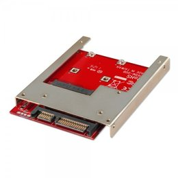 Lindy Üleminek mSATA (Mini-SATA) SSD - 2.5 SATA-le