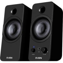 SVEN 430, black (USB) (SVEN-430)