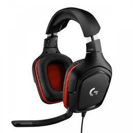 Logitech G332 Symmetra Black/Red