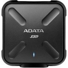 ADATA  SSD External SD700 1TB USB3.1 Durable Black