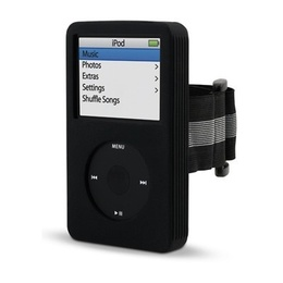 Belkin kaitsevutlar kaitsekest Sports Jacket (iPod 5G 30GB) Black