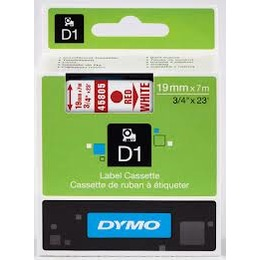 1-36x D1 tape cartridge 43618 black//yellow 6mmx7m for DYMO label manager printer