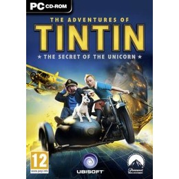 Ubisoft  The Adventures Of Tintin: The Game