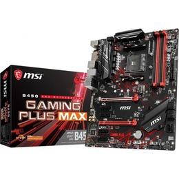 MSI Socket AM4 B450 GAMING PLUS MAX