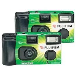 Fujifilm  Quicksnap 400 27x2 Flash