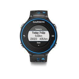 Garmin Forerunner 620 HRM Black/Blue