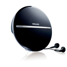 Philips Kaasaskantav MP3/CD mängija