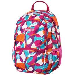 Herlitz Backpack Pelikan Coloured Circles/00500357