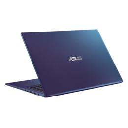 """Asus VivoBook X512DA-BQ883T sinine, 15.6 """", FHD, 1920 x 1080 pikslit, Matt, AMD Quad"""