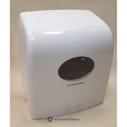 Kätepaberihoidja (Kimberly-Clark) (kasutatud)