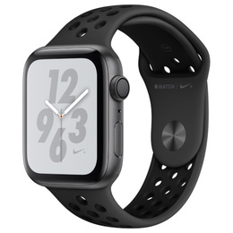 Apple Watch Series 4 Nike+ GPS 44mm Space Gray Aluminum Case with Anthracite/Black Nike Sport Band