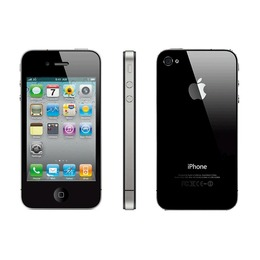 Apple  iPhone 4 8 GB Black (Grade A)