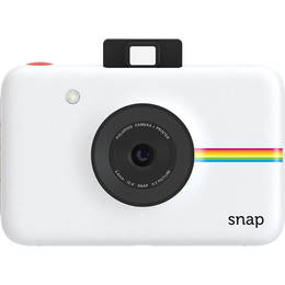 Polaroid SNAP CAMERA White