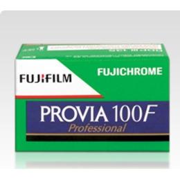 """Fujifilm  1 Provia 100 F 4x5"""" New"""
