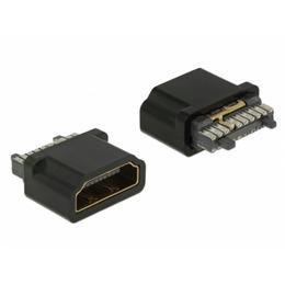 Delock HDMI (F) konnektor