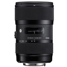 Sigma AF 18-35mm F1.8 DC HSM Canon
