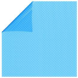 vidaXL kandilise basseini kate, 1000 x 600 cm, PE, sinine 92961