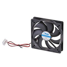 AKYGA Case Fan System fan 12 cm must AW-12A-BK Molex 120x120 mm