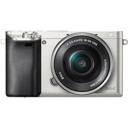 Sony  a6000 + 16-50mm Silver