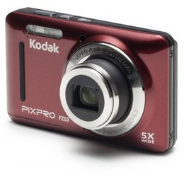 Kodak FZ53 Red