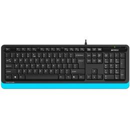 A4Tech Keyboard FSTYLER FK10 Blue