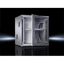 Rittal Seinakapp FlatBox 492x600x600mm, 9U klaasuks, k,l,s
