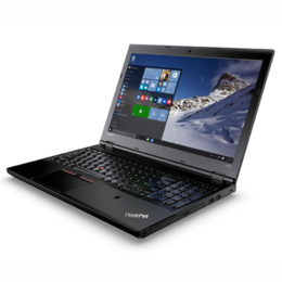 Lenovo Thinkpad L560 | Intel Core i5-6300U 2,40GHz | 8GB | 256GB SSD