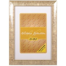 Victoria Collection  Pildiraam Sand 21x29,7, Gold (VI2455)