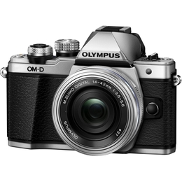 Olympus OM-D E-M10 Mark II Kit 14-42mm II R Silverda