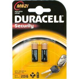 DURACELL Patarei Alkaline MN21 2-pack